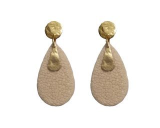 earrings_beige_gold_stingray_giulietta